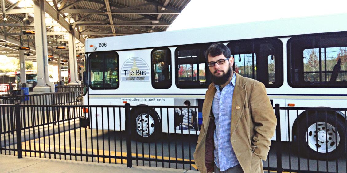 Tim Denson - Fare-free public transit