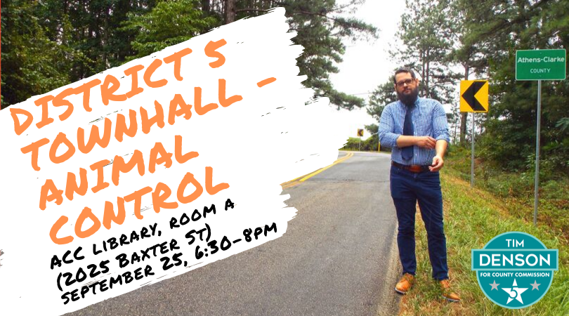Sept 2019 District 5 Townhall