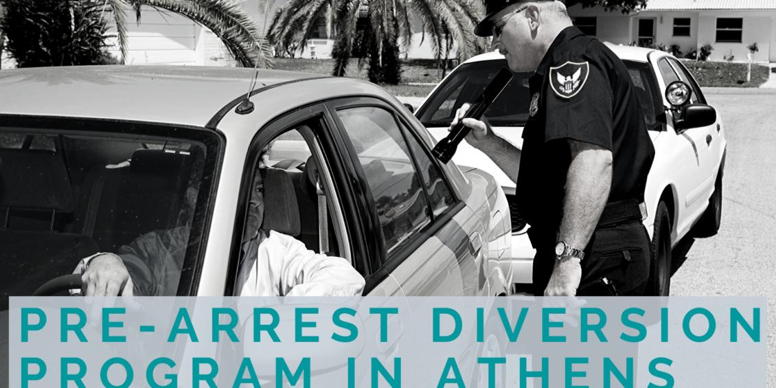 Pre-Arrest Diversion Program (PAD) in Athens