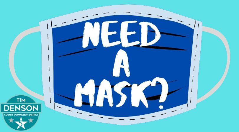 Need a mask?