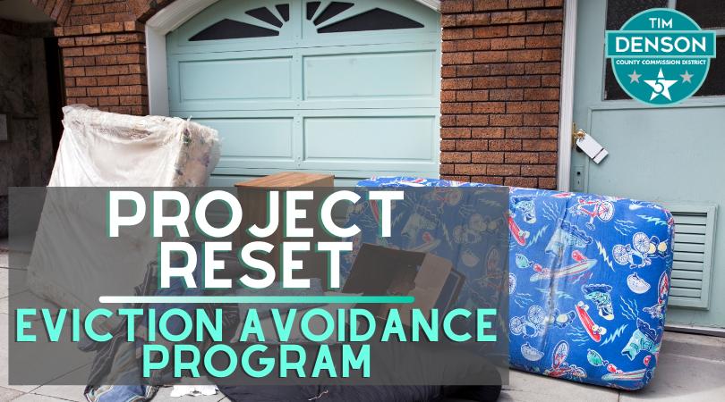 project reset eviction avoidance program